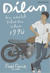 Cover novel Dilan 1990